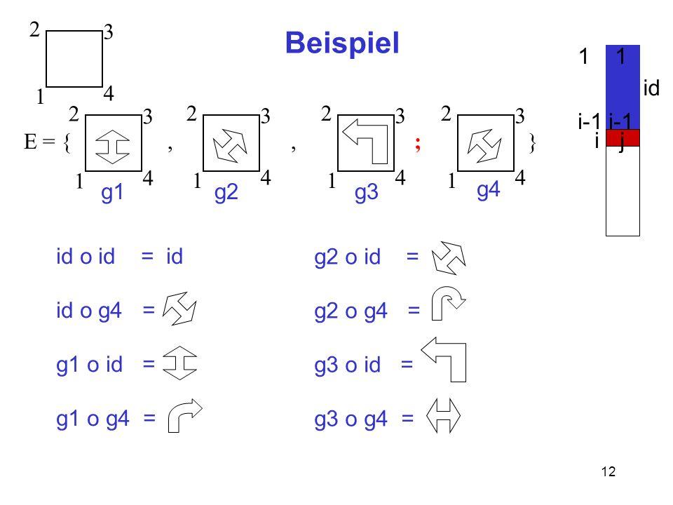 Beispiel 1. 2. 3. 4. 1 1. id. 1. 2. 3. 4. 1. 2. 3. 4. 1. 2. 3. 4. 1. 2. 3. 4.