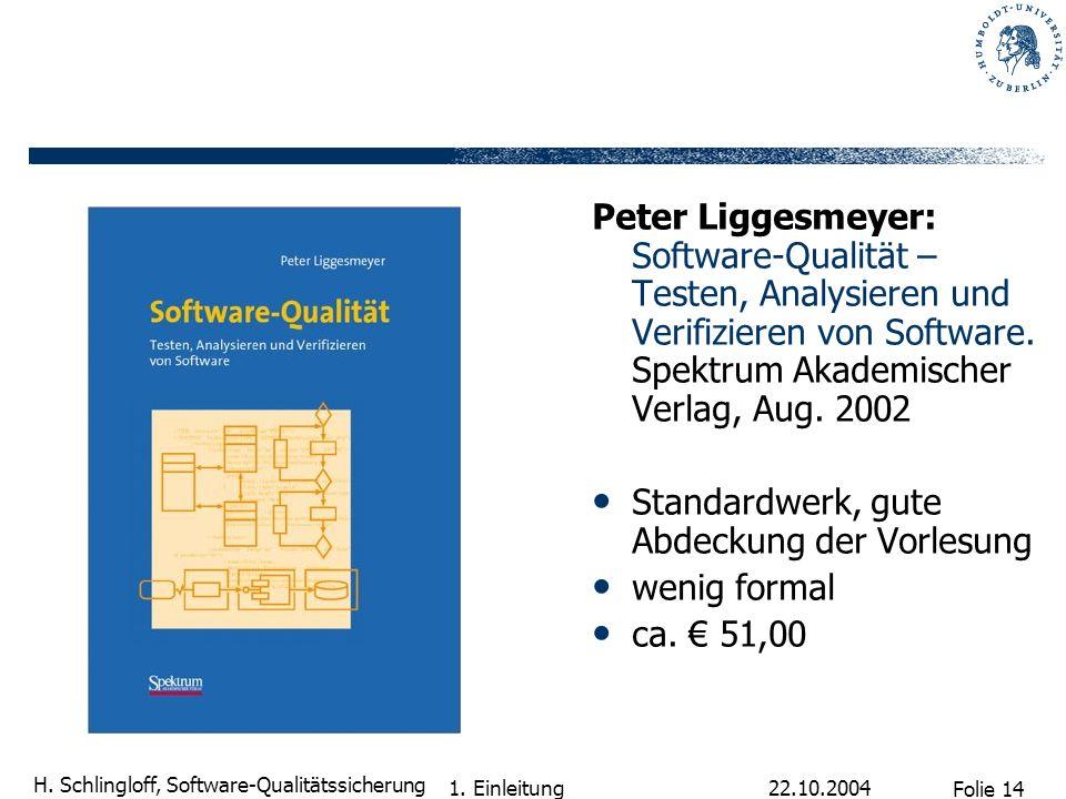 Standardwerk, gute Abdeckung der Vorlesung wenig formal ca. € 51,00