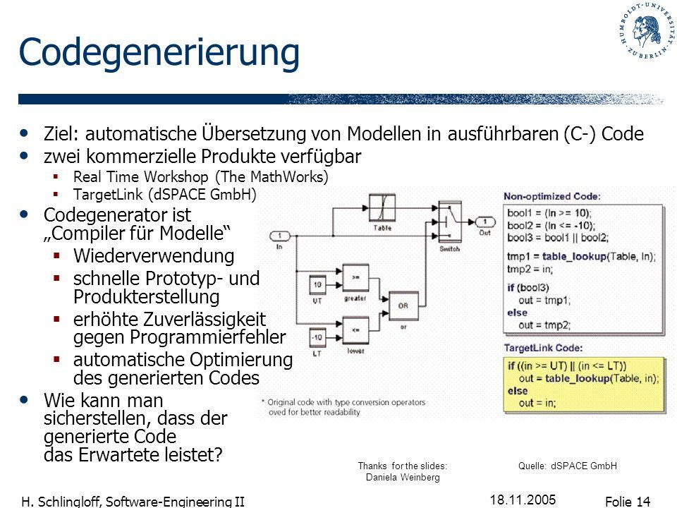 Thanks for the slides: Daniela Weinberg