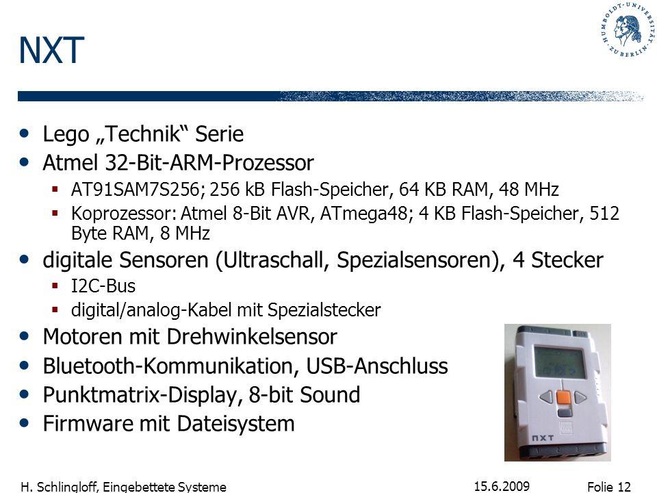 "NXT Lego ""Technik Serie Atmel 32-Bit-ARM-Prozessor"