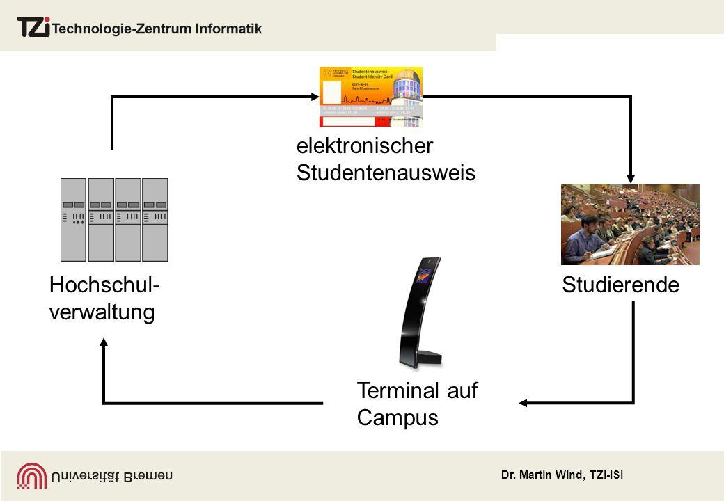 elektronischer Studentenausweis