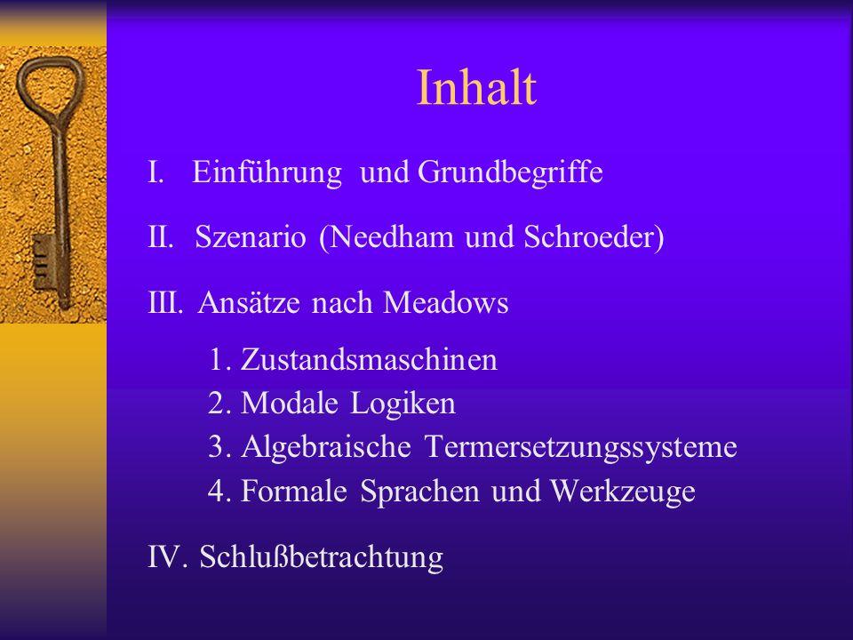 Inhalt I. Einführung und Grundbegriffe