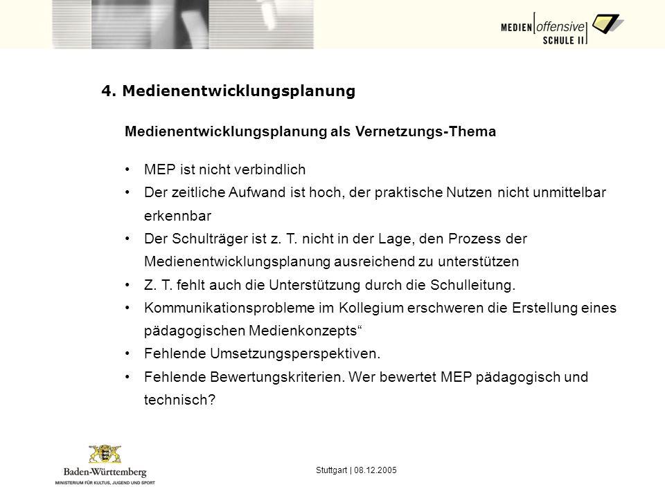 4. Medienentwicklungsplanung