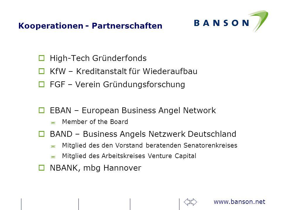 Kooperationen - Partnerschaften