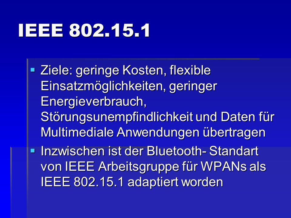 IEEE 802.15.1