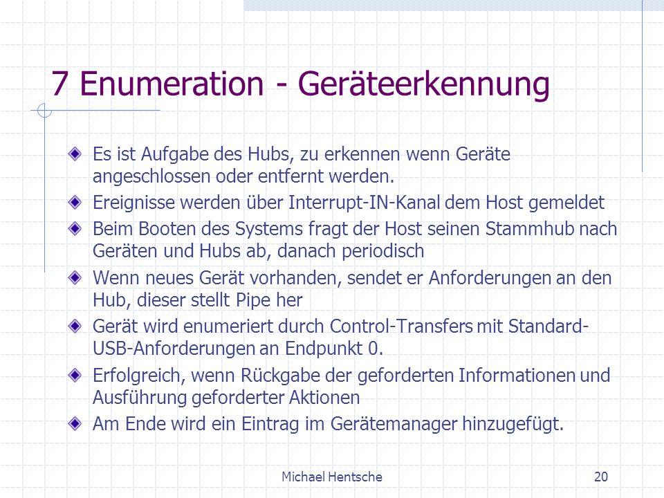 7 Enumeration - Geräteerkennung