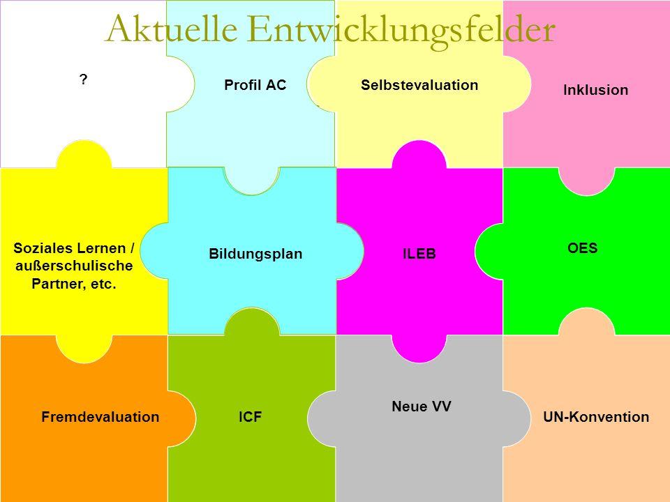 Soziales Lernen / außerschulische Partner, etc.