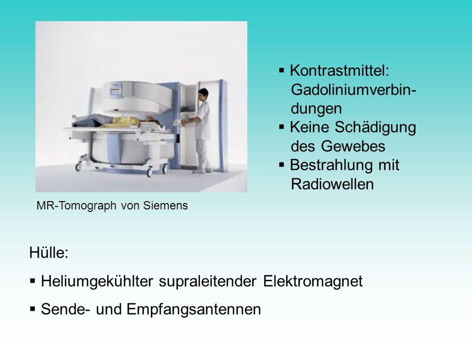 Heliumgekühlter supraleitender Elektromagnet