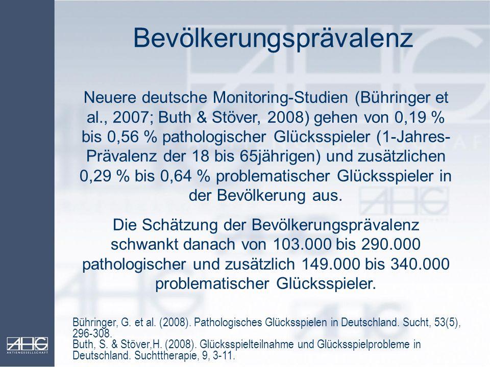 Bevölkerungsprävalenz