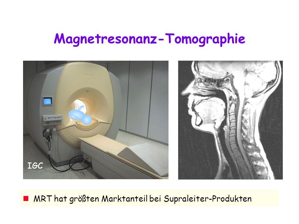 Magnetresonanz-Tomographie