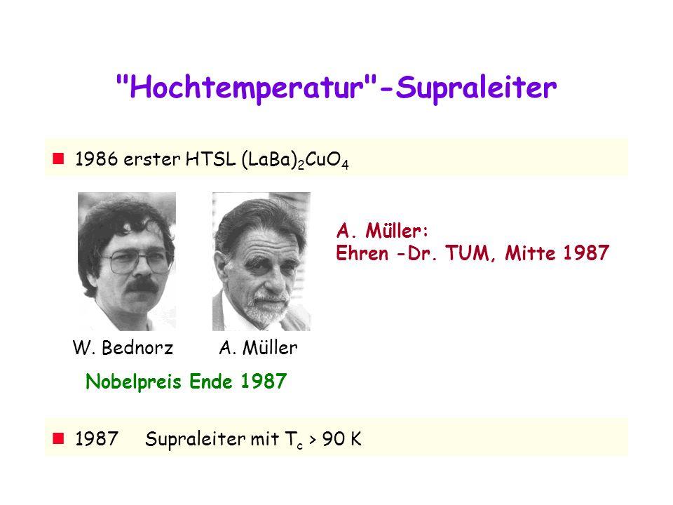 Hochtemperatur -Supraleiter