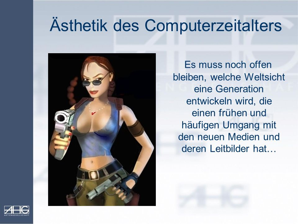 Ästhetik des Computerzeitalters
