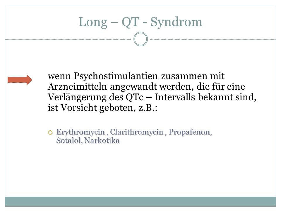 Long – QT - Syndrom