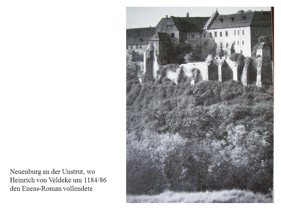 Neuenburg an der Unstrut, wo