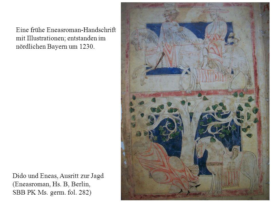 Eine frühe Eneasroman-Handschrift