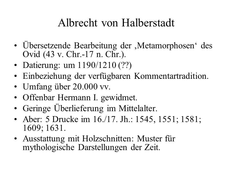 Albrecht von Halberstadt