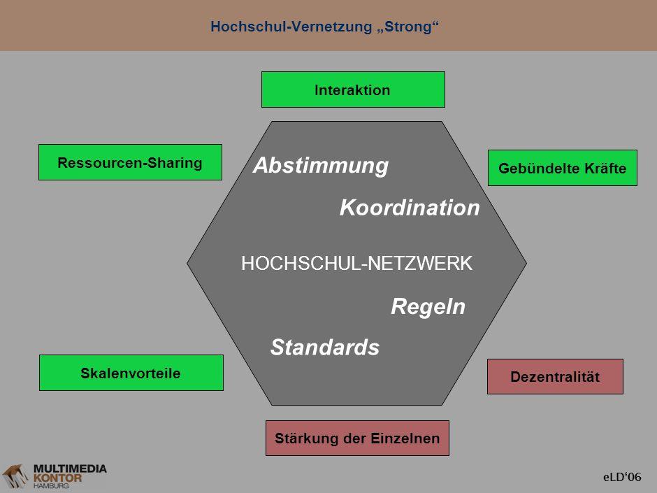 """Hochschul-Vernetzung """"Strong"""