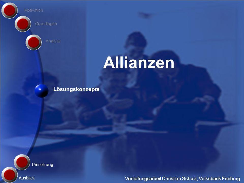 Allianzen Lösungskonzepte