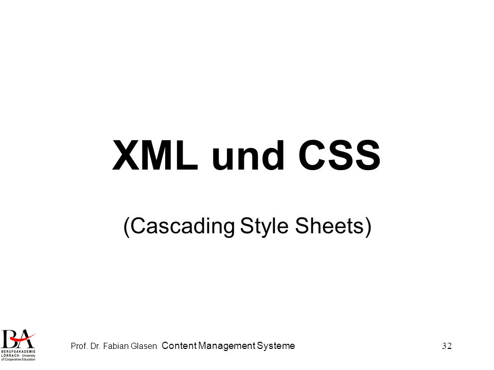 (Cascading Style Sheets)
