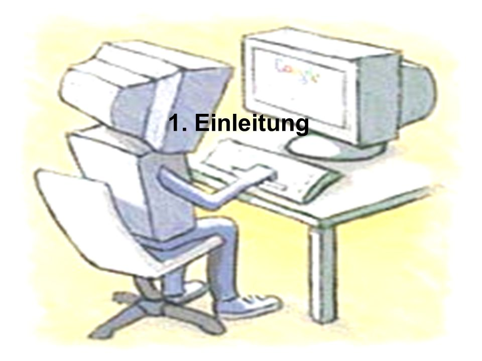 1. Einleitung Thorsten Kanzleiter