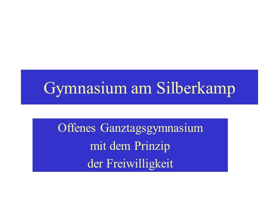 Gymnasium am Silberkamp