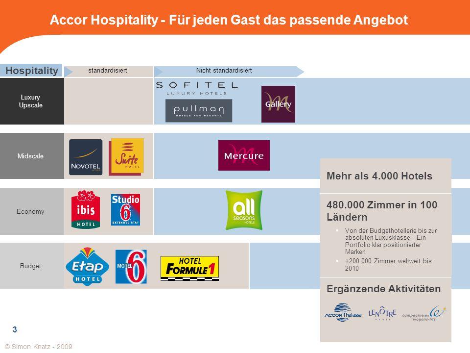 Accor Hospitality - Für jeden Gast das passende Angebot