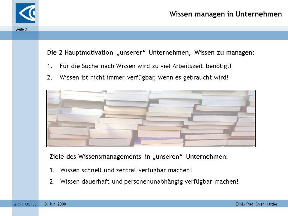 Wissen managen in Unternehmen