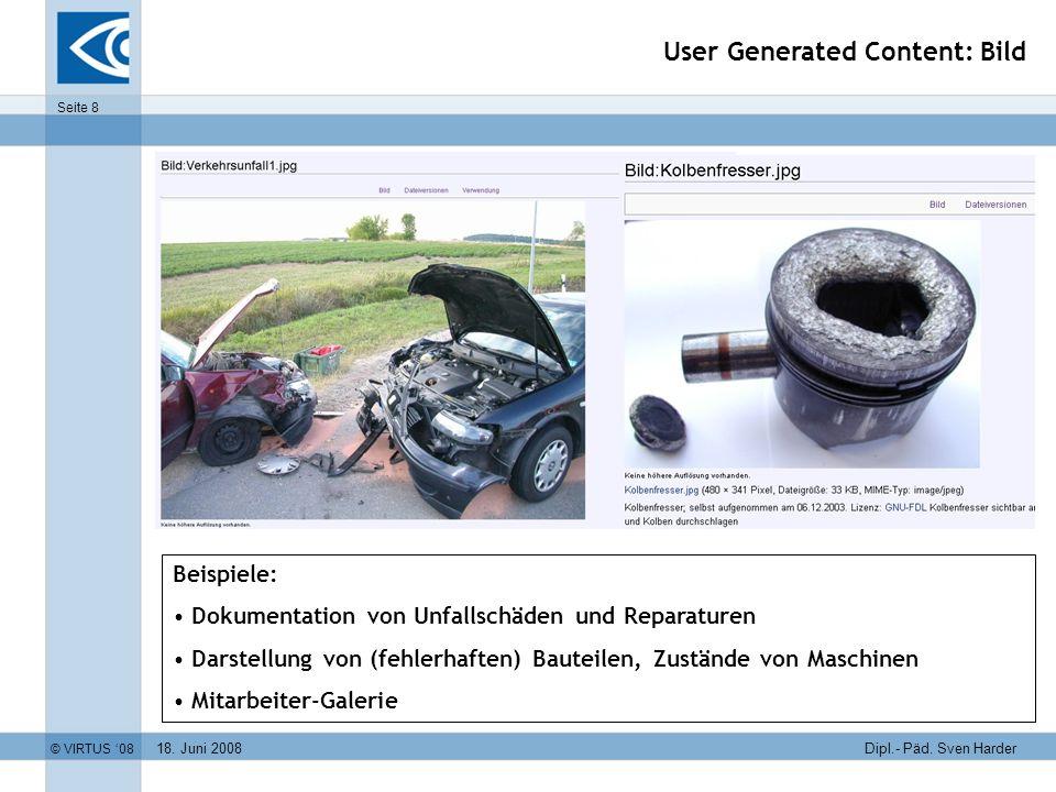 User Generated Content: Bild