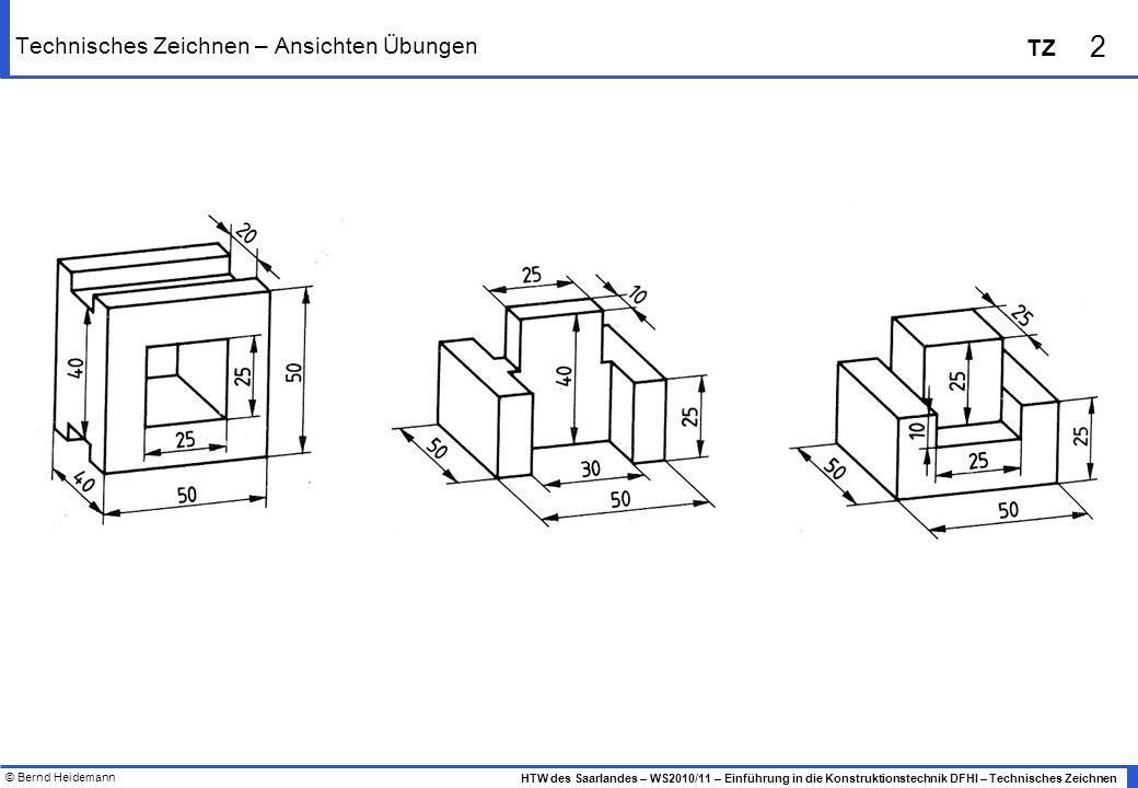 technisches zeichnen ansichten bungen ppt video online herunterladen. Black Bedroom Furniture Sets. Home Design Ideas