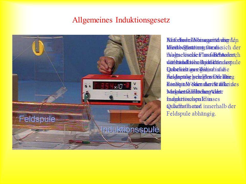 Allgemeines Induktionsgesetz