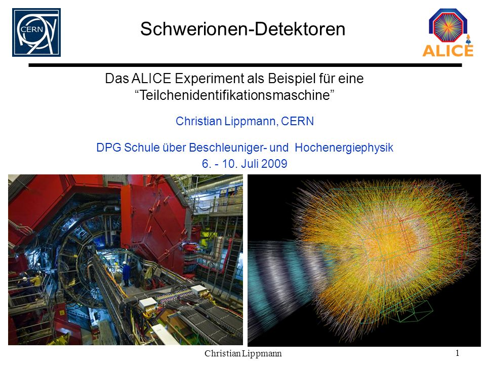 Schwerionen-Detektoren