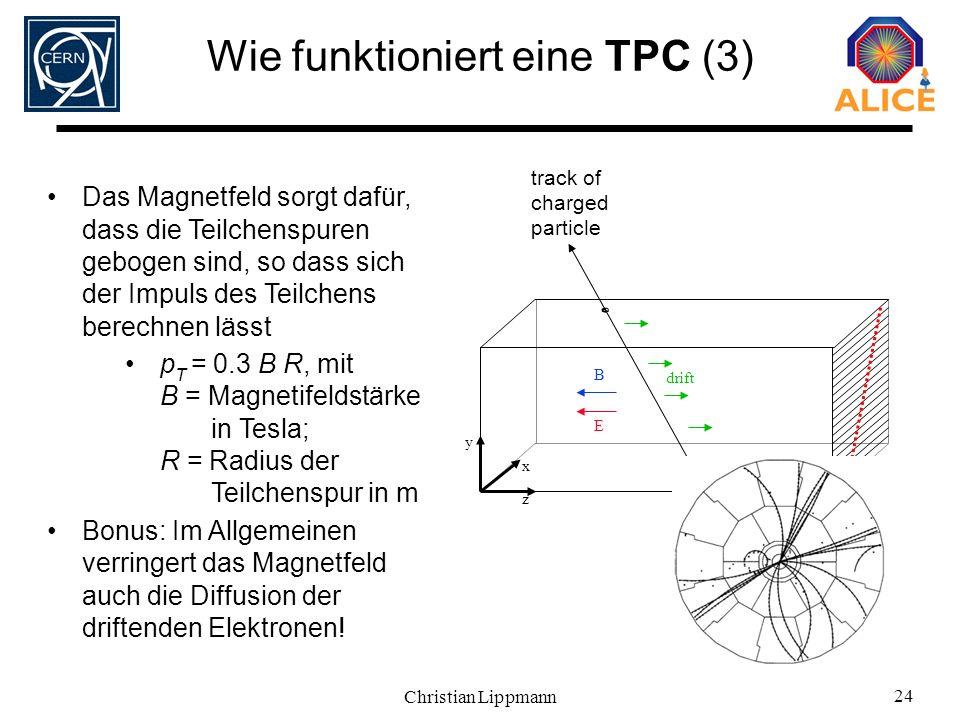 Wie funktioniert eine TPC (3)