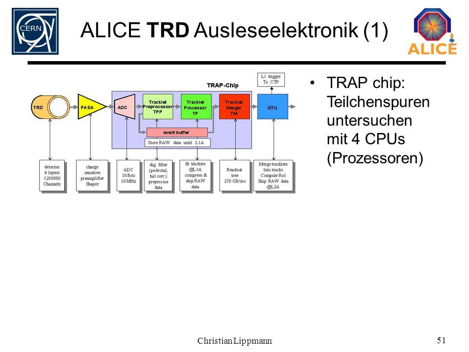 ALICE TRD Ausleseelektronik (1)