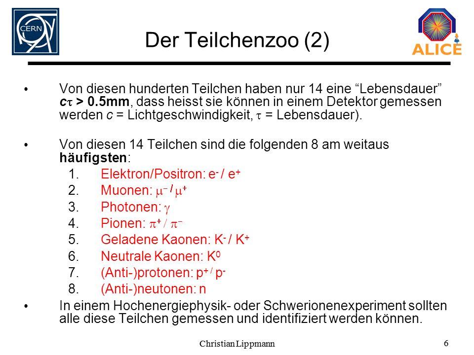 Der Teilchenzoo (2)