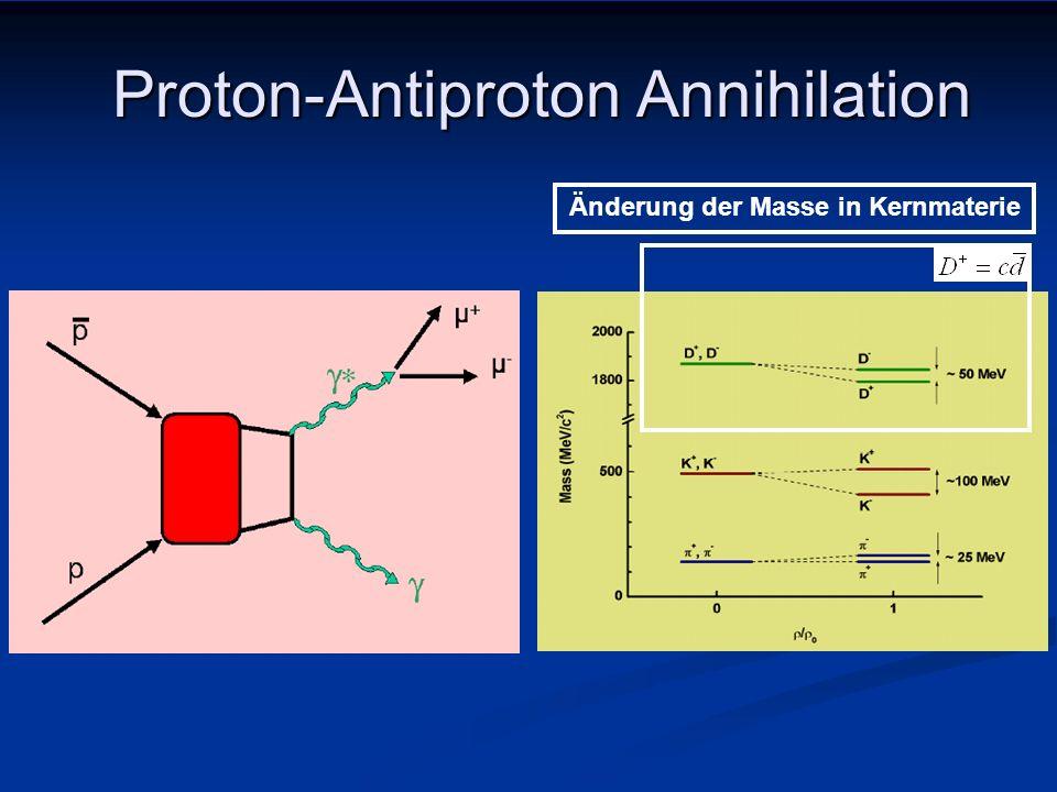 Proton-Antiproton Annihilation