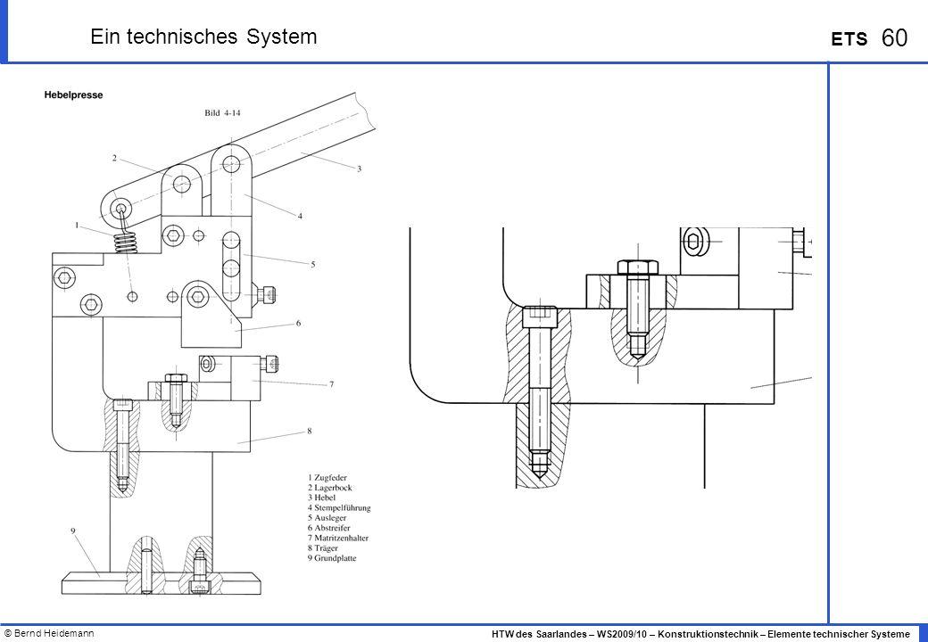 Ein technisches System