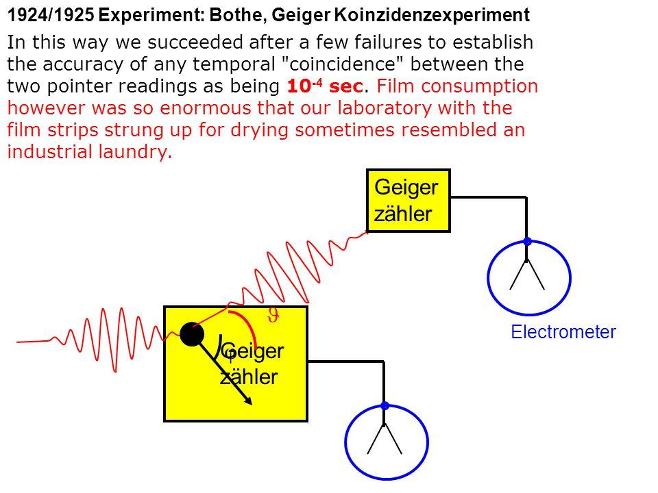 Geiger zähler  Geiger zähler 