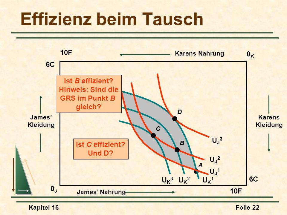 Effizienz beim Tausch 10F UK1 UK2 UK3 0K 6C UJ1 UJ2 UJ3