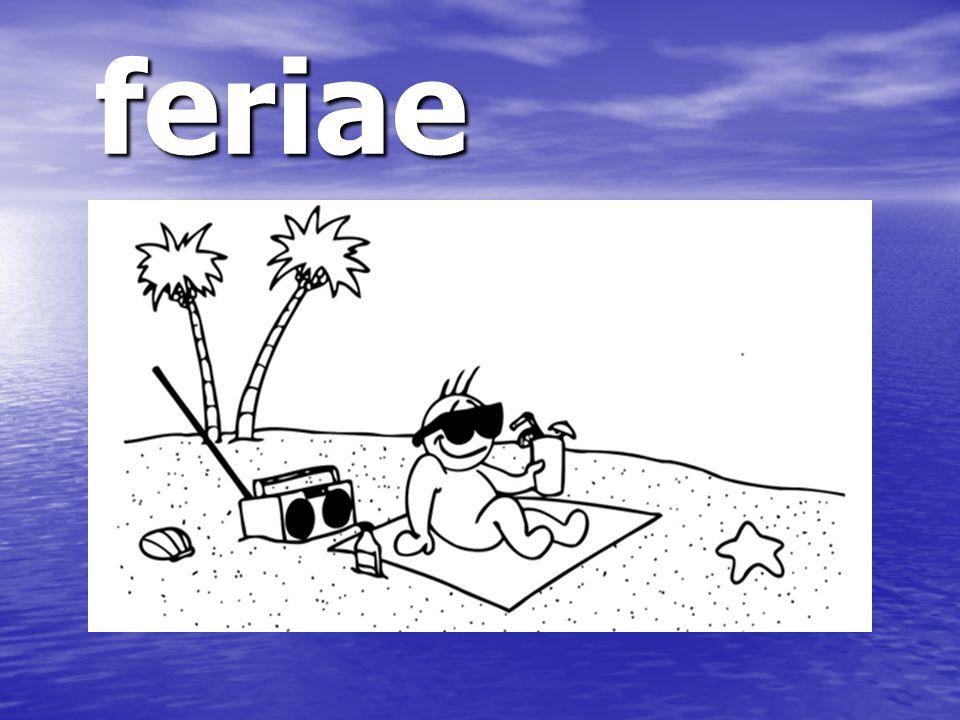 feriae