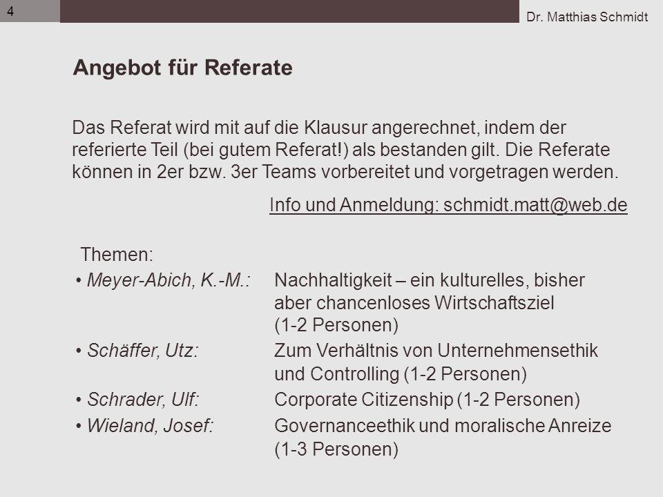 Flens_UE1_Organisatorisches_05-06.ppt 4. Angebot für Referate.