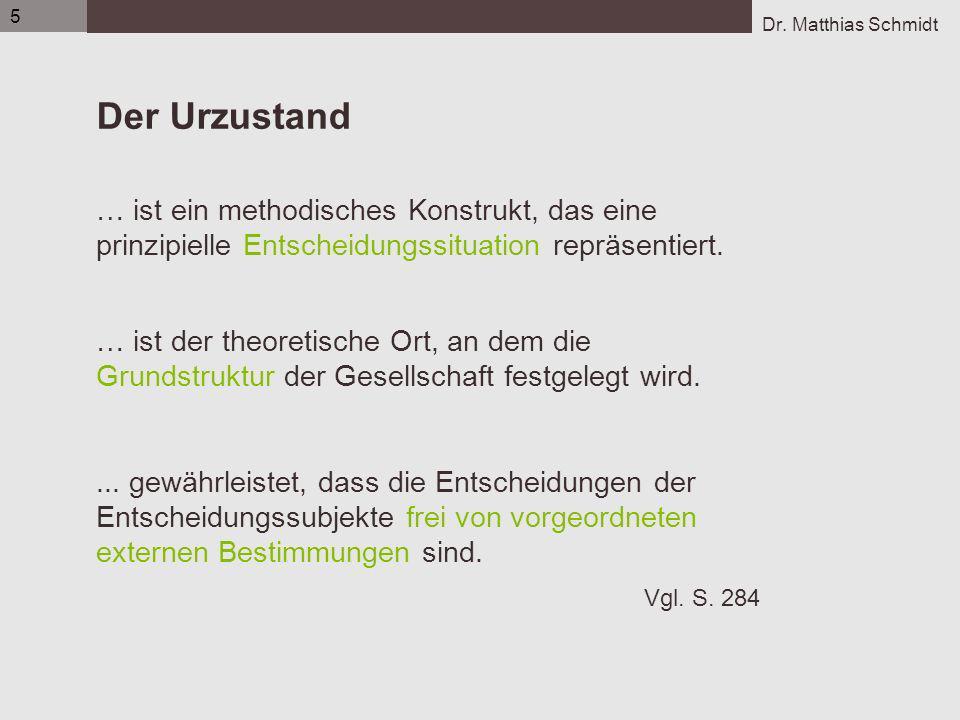 5 Flens_UE1_Gerechtigkeit-Rawls_Struma_S6.ppt. Der Urzustand.