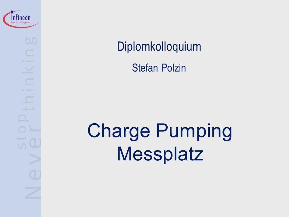 Diplomkolloquium Stefan Polzin
