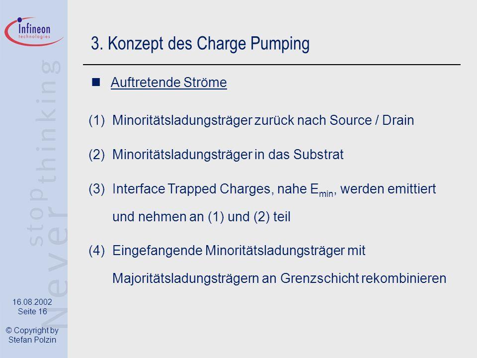 3. Konzept des Charge Pumping