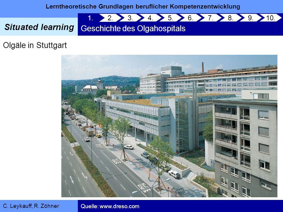 Geschichte des Olgahospitals