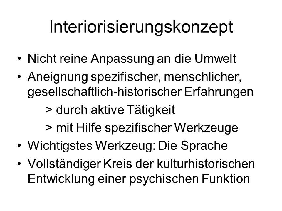 Interiorisierungskonzept