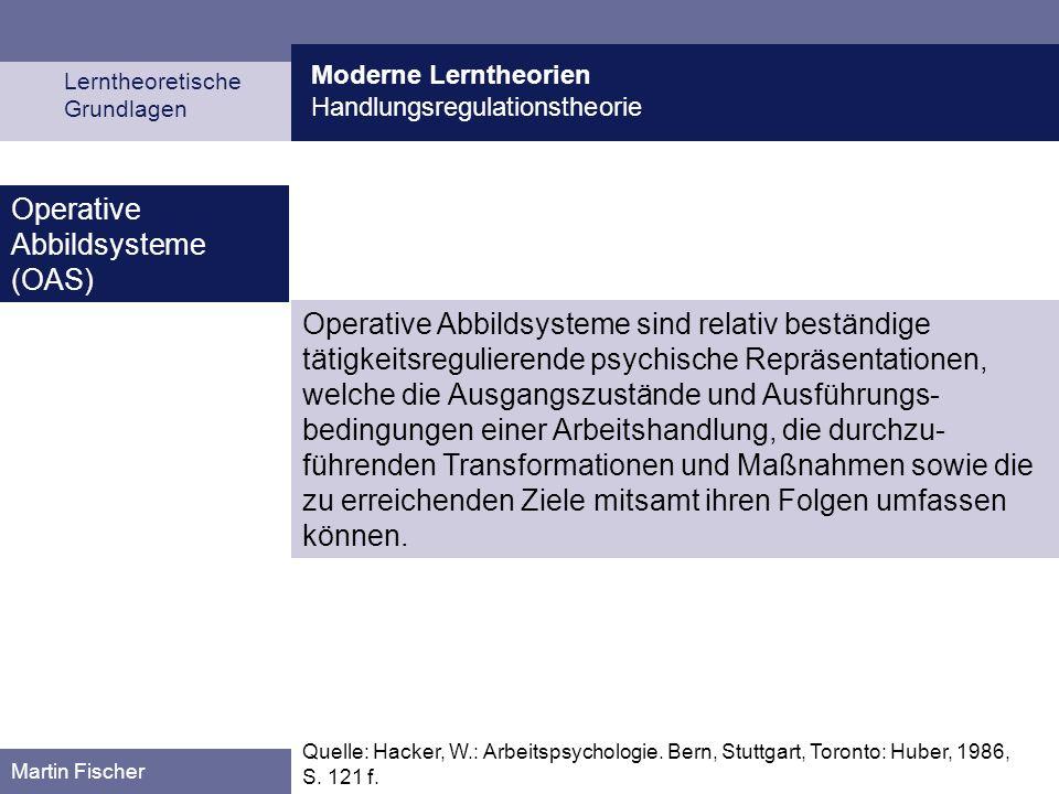 Operative Abbildsysteme (OAS)