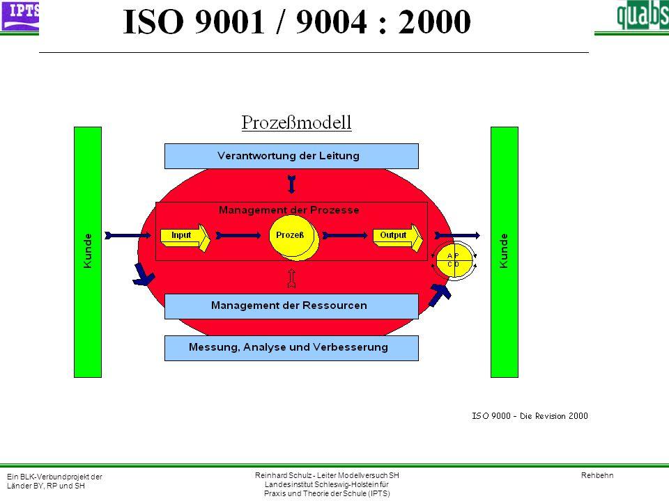 Zwiebelmodell Qualitätsentwicklung an Berufsschulen
