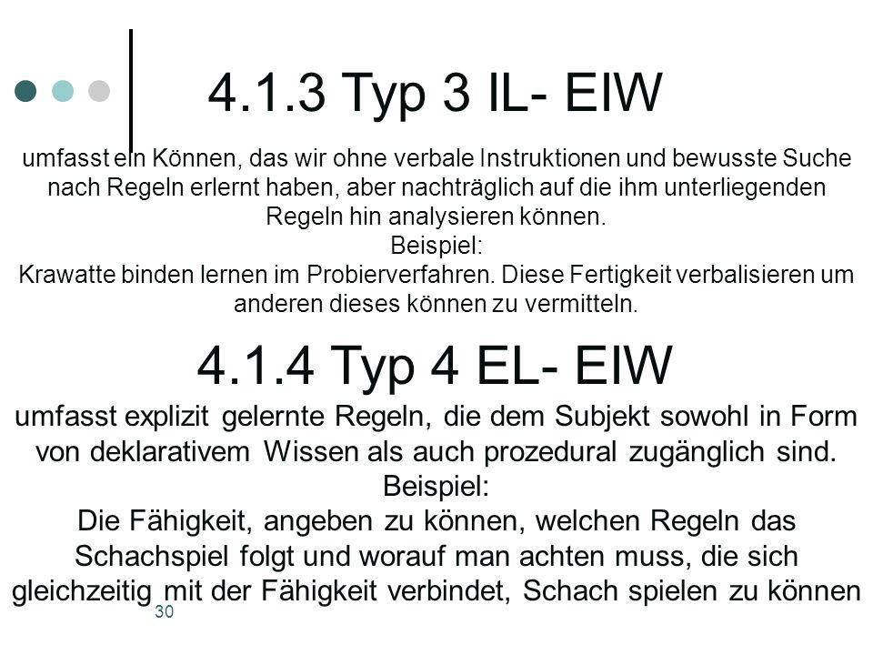4.1.3 Typ 3 IL- EIW