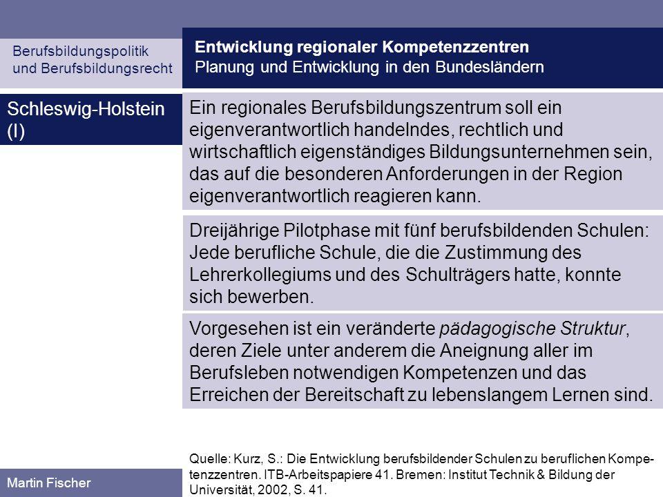 Schleswig-Holstein (I)