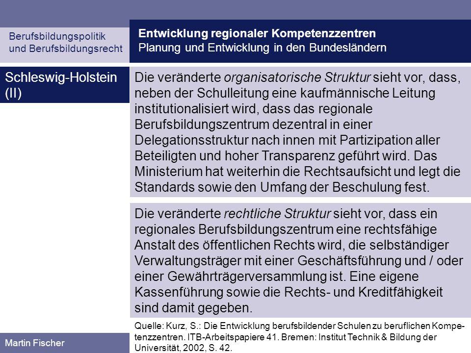 Schleswig-Holstein (II)